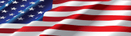 Bumper Sticker - Waving American Flag