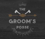 Wedding Beer Label - The Groom's Posse