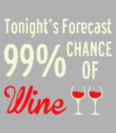 Wine Label - 99% Wine