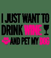 Wine Label - Dog