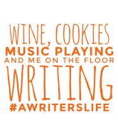 Wine Label - Wine And Writing 2