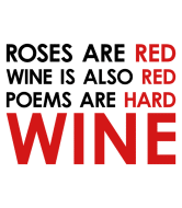 Wine Label - Wine Poem