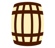 Beer Label - Barrel Beer