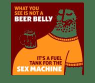 Beer Label - Beer Belly 2