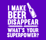Beer Label - Beer Disappear