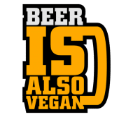 Beer Label - Beer Is Also Vegan Tanks