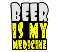 Beer Label - Beer Medicine