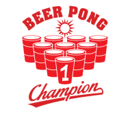 Beer Label - Beer Pong Champion