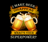 Beer Label - Beer Superpower