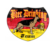 Beer Label - Bier Drinking Team