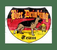 Beer Label - Bier Drinking Team