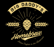 Beer Label - Big Da Ys Homebrew Cream