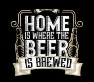 Beer Label - Craft Beer Homebrewing