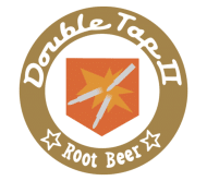 Beer Label - Double Tap Root Beer 2