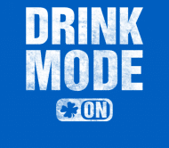 Beer Label - Drink Mode On