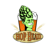 Beer Label - Hop Head