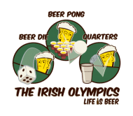 Beer Label - Irish Olympics