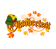 Celebration Beer Label - Oktoberfest Orange Logo