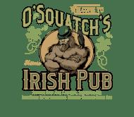 Beer Label - Osquatchs Irish Pub