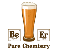 Beer Label - Pure Chemistry