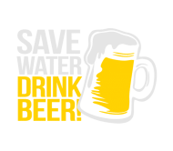 Beer Label - Save Water Drink Beer