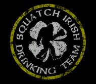 Beer Label - Squatch Irish Drinking Team