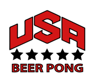 Beer Label - Usa Beer Pong Team