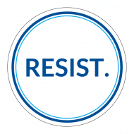 Expressions Sticker - Resistance
