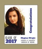 Graduations Wine Label - Graduation Congrats