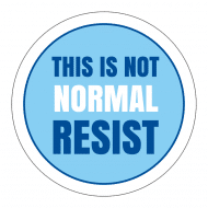 Expressions Sticker - This Is Not Normal
