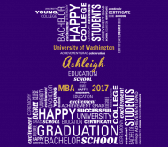 Graduations Beer Label - Graduation Letters