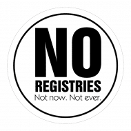 Expressions Sticker - No Registries