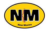 Sticker - New Mexico State Flag