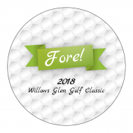 Sticker - Golf