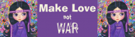 Bumper Sticker - Make Love
