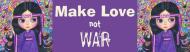 Bumper Sticker - Make Love