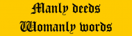 Bumper Sticker - Maryland State Motto