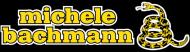 Bumper Sticker - Michele Bachmann Gadsden Snake