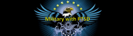 Bumper Sticker - Military With Ptsd Eagle