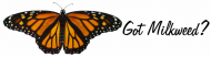 Bumper Sticker - Monarch Butterfly Got Milkweed