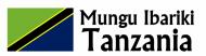 Bumper Sticker - Mungu Ibariki God Bless Tanzania