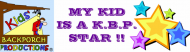 Bumper Sticker - My Kid Is A Kbp