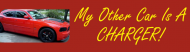 Bumper Sticker - My Other Car Is A Charger