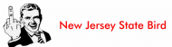 Bumper Sticker - New Jersey State Bird