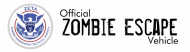Bumper Sticker - Official Zombie