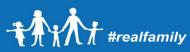 Bumper Sticker - Real Family