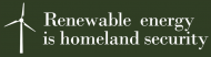 Bumper Sticker - Renewable Energy