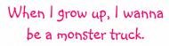 Bumper Sticker - When I Grow Up