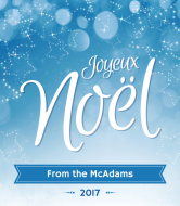 Holiday Wine Label - Noel
