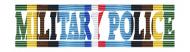Bumper Sticker - Afem Veteran Military Police
